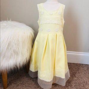 Other - Yellow sleeveless dress